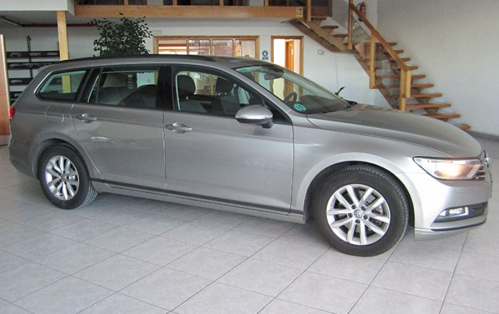 Wolkswagen Passat Variant Edition Diésel