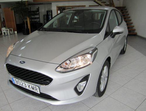 Ford Fiesta Trend + Gasolina