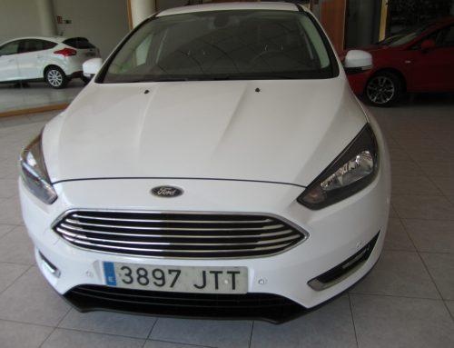 Ford Focus Titanium Diesel – 11.300€